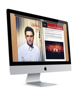 The Elvis Files E-Magazine