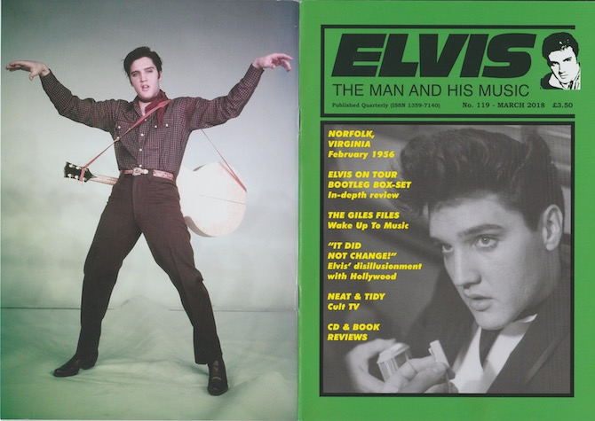Elvis The Man And His Music magazine issues 101-